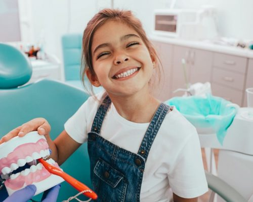 Dental Care for Children - Platinum Dental Care